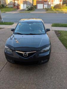 USED CAR  - MAZDA 3 2007 for $2,500 OBO - QUICK SALE