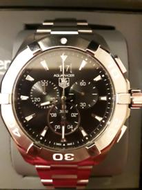 """Tag Heuer aquaracer chronograph"" CAY1110.BA0927"