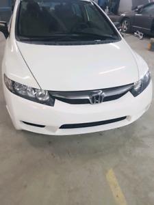 Honda civic 2009  manuel