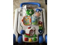 LeapFrog Scout and Friends Baby Walker - for sale, £10, (RRP over £25)