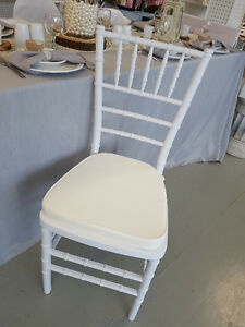 Chiavari Chair Rental Prince George British Columbia image 1