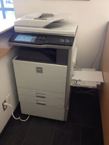 Photocopieur Sharp 2600N/couleur