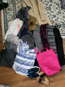 New and in good condition clothes,size s