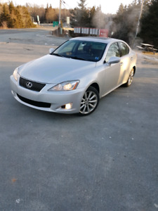 2009 lexus is250 awd v6