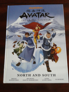 Avatar: The Last Airbender — North & South HC (Like New)