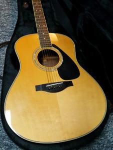 Yamaha LL16 Acoustic Guitar Lacquer