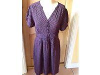 Debenhams casual collections size 16 dress