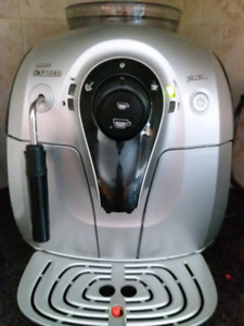 Philips Saeco Xsmall superautomaric espresso machine