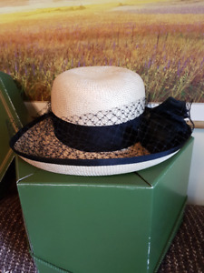 Graham Smith II straw hat from Harrods