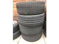 Tyre - 205/40/17