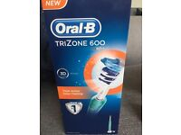 Oral B TriZone 600 Electric Toothbrush