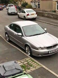 Jaguar x type 2.1 v6 LPG (2002)