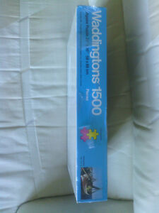Three 1500 Piece Jigsaw Puzzles Still in Shrink Wrap North Shore Greater Vancouver Area image 2