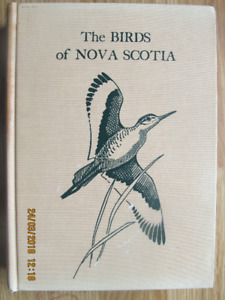 THE BIRDS OF NOVA SCOTIA by Robbie Tufts - 1961