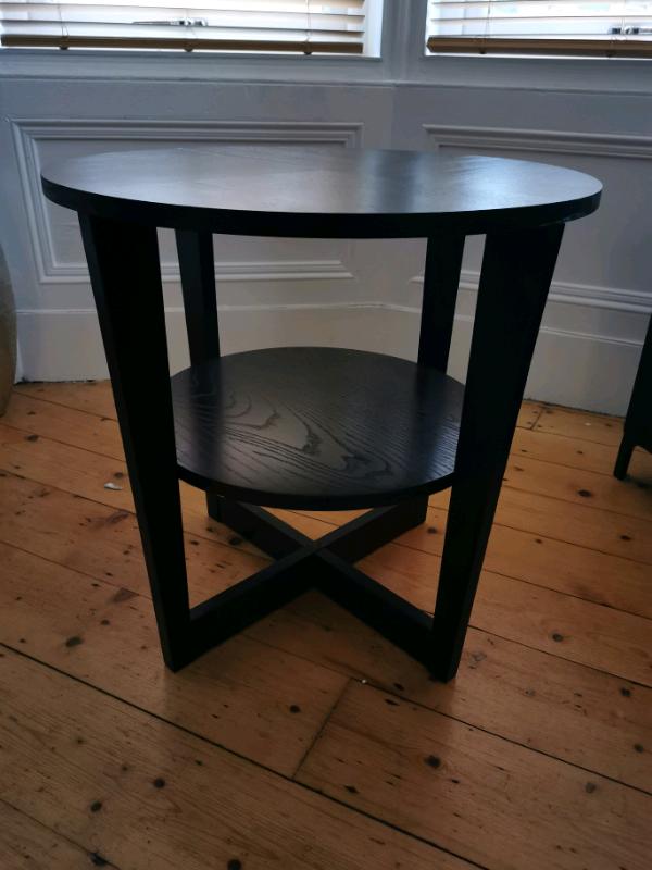 new concept 0ee5f d85bf 2 x Ikea Vejmon Side Tables | in Southside, Glasgow | Gumtree