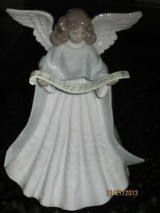 Lladro Porcelain Angel Tree Topper Sarnia Sarnia Area image 1