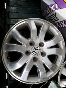 Honda alloy wheels 16