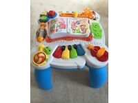 Leapfrog Learn & Groove Activity Table