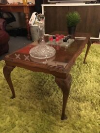 Antique Queen Anne, Walnut Coffee Table
