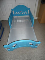 TODDLER BED / TODDLER-CRIB MATTRESS - take ONE or BOTH