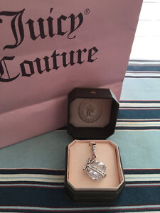 NEW! Gorgeous Juicy Couture Heart Charm
