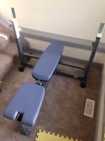 Olympic Weight Bench, Brand New Condition