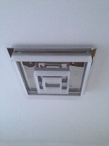 Brand new in box Dimmable LED modern square ceiling light