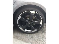 "Alloy wheel 19"" audi Rs3"