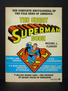 1978 - Great Superman Book