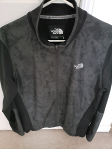 The North face windbreaker track suit