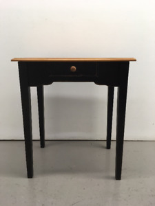 side tables / nightstands (x2)