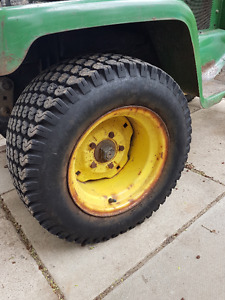 Looking for used JD316 wheels
