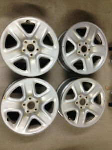 4 RIMS  17''X7'' TOYOTA (5X114.3mm )