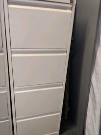 Grade A Bisley filing cabinet
