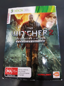 The Witcher 2 Assassins of Kings Enhanced Edition XBOX