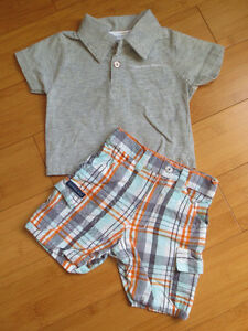 Boys Summer Outfits - 3 Mths London Ontario image 7