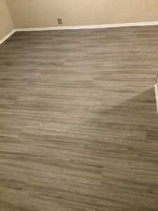 BEST PRICES FOR supply and install flooring Residential and Comm Edmonton Edmonton Area image 1