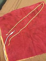 "$300.00 OBO 14k 20"" gold rope necklace"