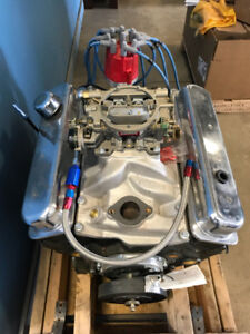 Crate engines buy or sell used or new engines engine parts in blueprint engines marine gm 383 cid 405 hp stroker dressed crate malvernweather Choice Image