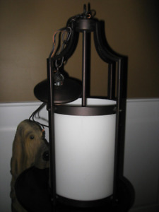 Classic Pendant Style Light (Absolutely Like New)