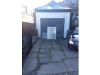 Garage to let storage unit