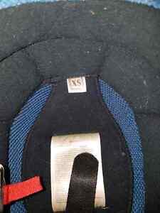 Motorcycle helmet(s) size XS (& L) Kitchener / Waterloo Kitchener Area image 3