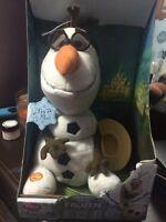 Dancing Olaf :)