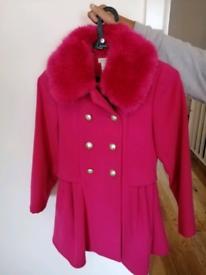 Monsoon winter coat