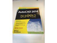 AutoCAD 2014 textbook
