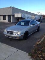2000 Mercedes clk430