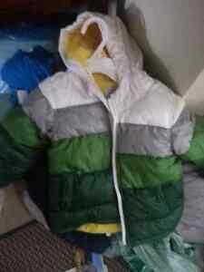 2t old navy winter coat