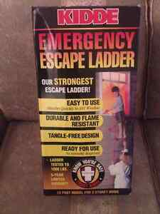Kidde 13ft emergency escape window ladder