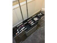 Supercover Makeup Trolley Case