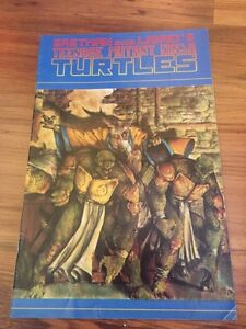 TMNT Ninja Turtles comic vintage